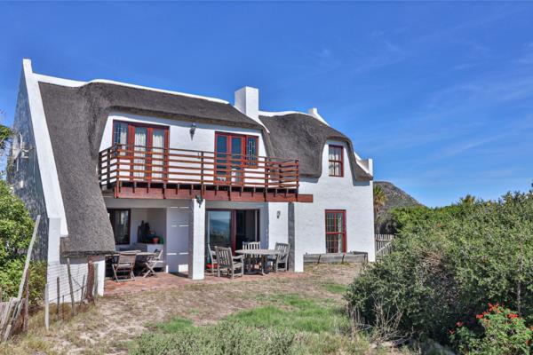4 bedroom house for sale in Kommetjie