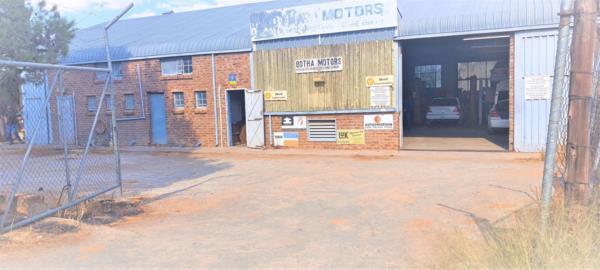 1432 m² commercial industrial property for sale in Cradock