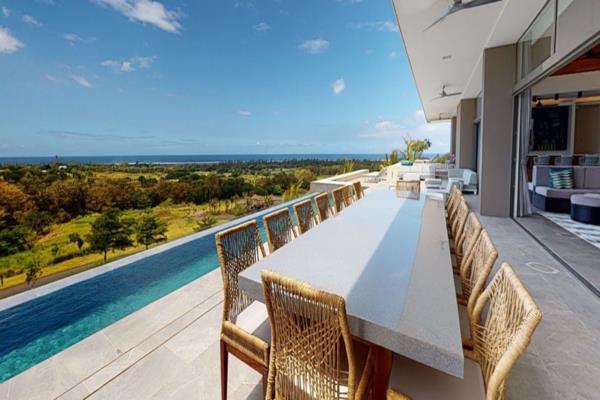 5 bedroom house for sale in Villa Valriche (Mauritius)
