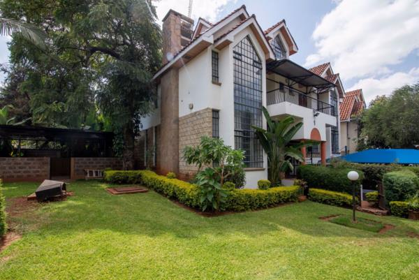 5 bedroom townhouse for sale in Riverside (Kenya)