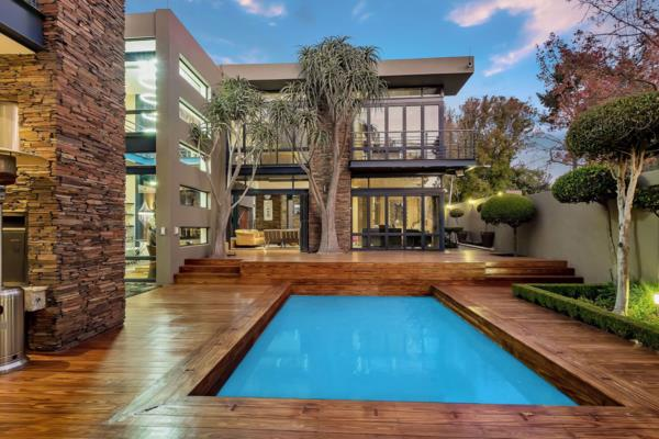 5 bedroom house for sale in Saxonwold