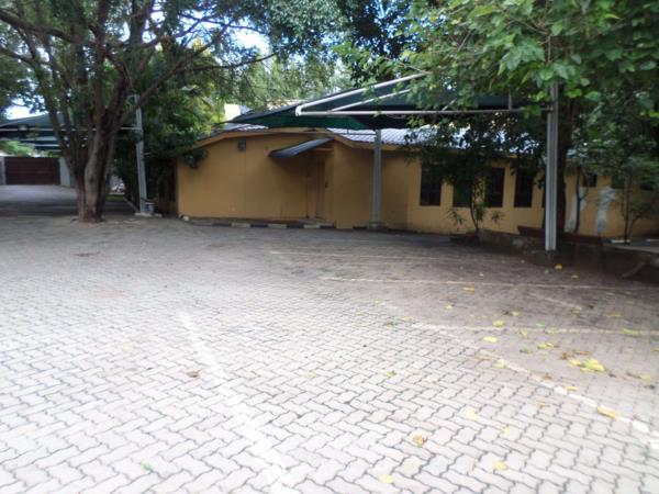 Commercial office to rent in Rhodespark (Zambia)