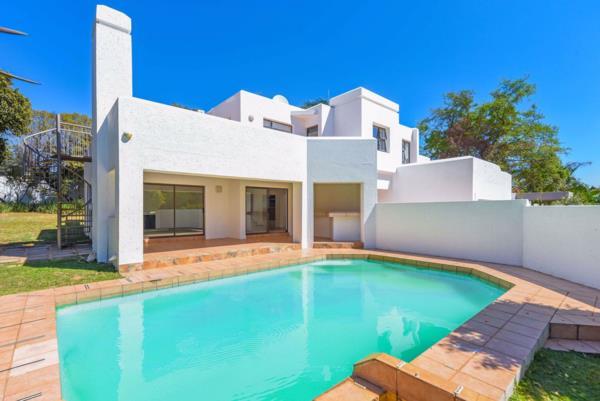 5 bedroom security estate home to rent in Fourways Gardens