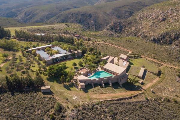 1947 hectare lifestyle property for sale in Joubertina
