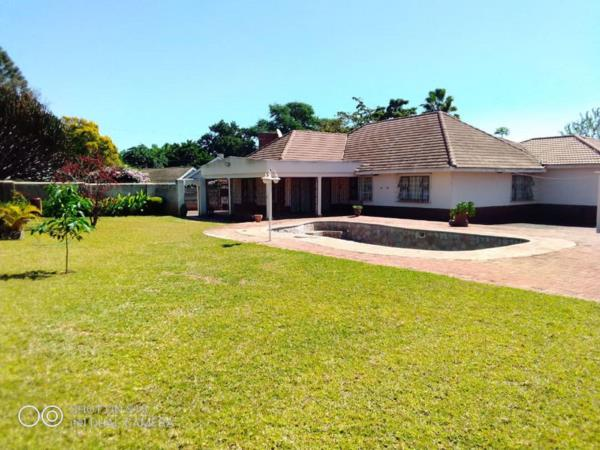4 bedroom house for sale in Upper Hillside (Zimbabwe)