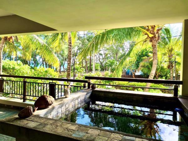2 bedroom apartment to rent in Bain Boeuf (Mauritius)