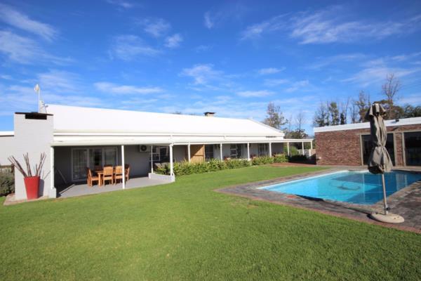 65710 m² lifestyle property for sale in Oudtshoorn Rural