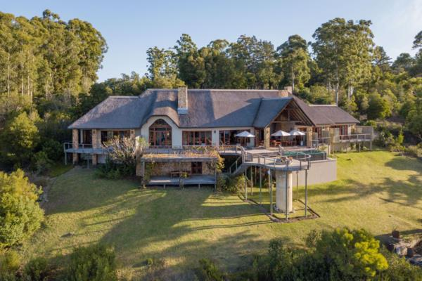 32 hectare lifestyle property for sale in Plettenberg Bay