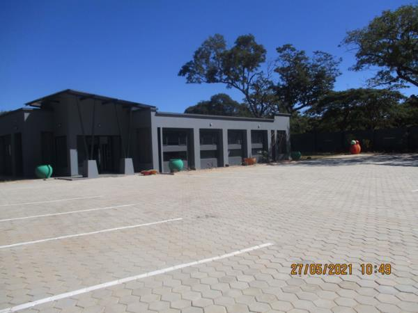 217 m² commercial office to rent in Woodlands (Zambia)