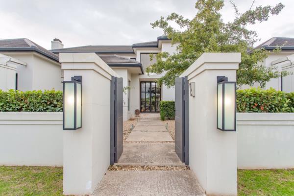 4 bedroom security estate home for sale in Val de Vie