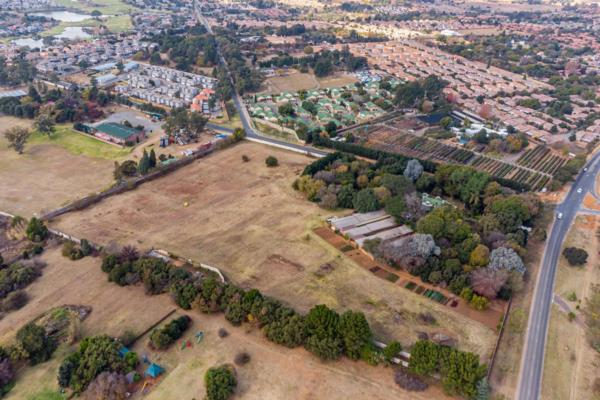 39995 m² smallholding for sale in Honeydew Manor