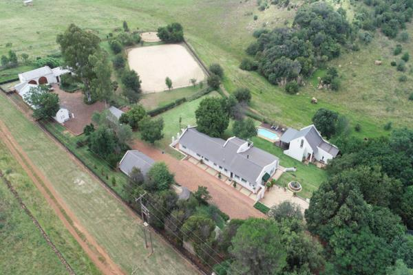 23 hectare equestrian farm for sale in Kromdraai (Krugersdorp (Mogale City))