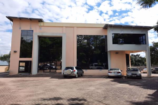 220 m² commercial office to rent in Olympia Park Extension (Zambia)