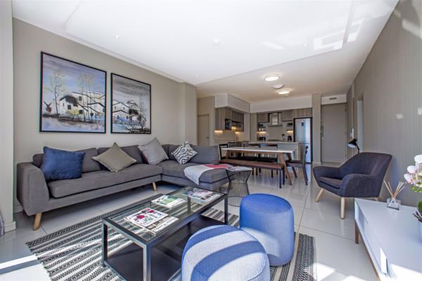 3 bedroom apartment to rent in Rosebank (Johannesburg)