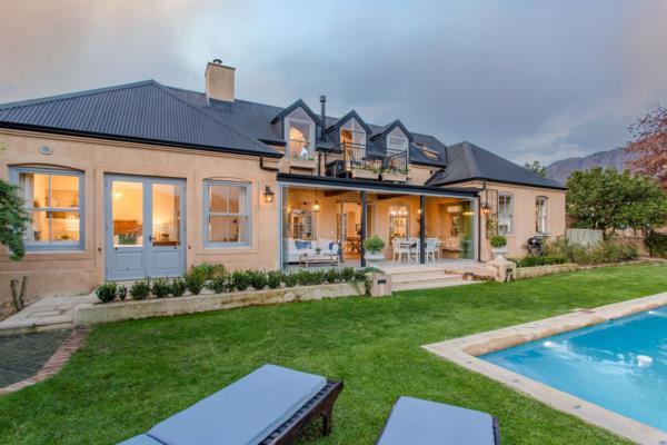 5 bedroom house for sale in Franschhoek