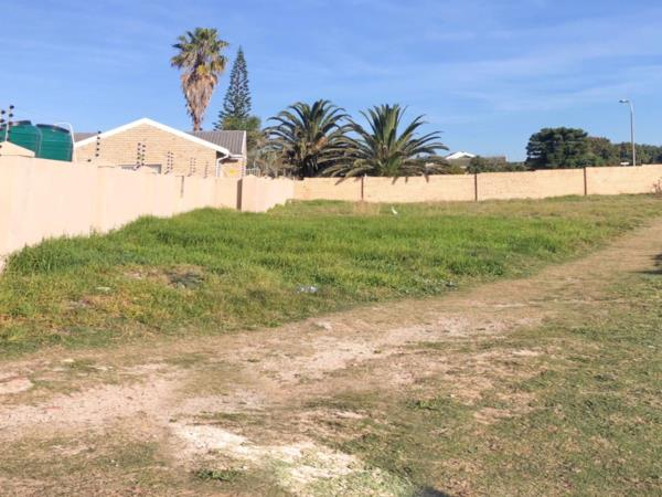 993 m² residential vacant land for sale in Summerstrand
