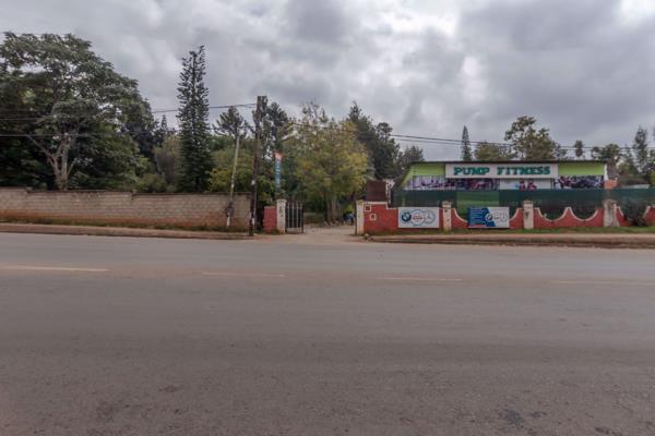 0.7 acres commercial vacant land for sale in Lavington (Kenya)