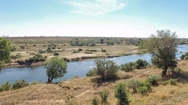 3745 m² vacant land for sale in Mjejane Game Reserve