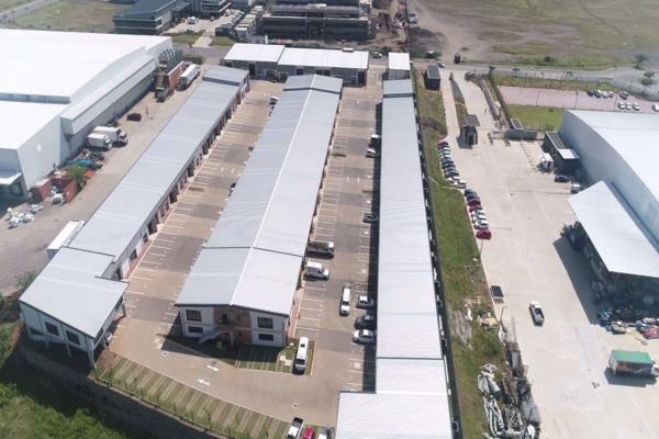95 m² commercial industrial property for sale in Cornubia