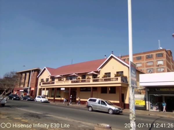 Commercial business for sale in Boksburg