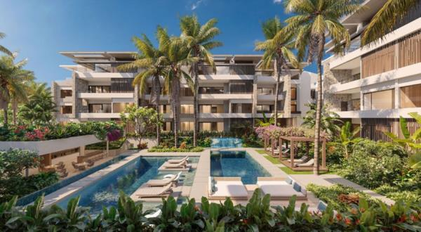 2 bedroom apartment for sale in Trou aux Biches (Mauritius)