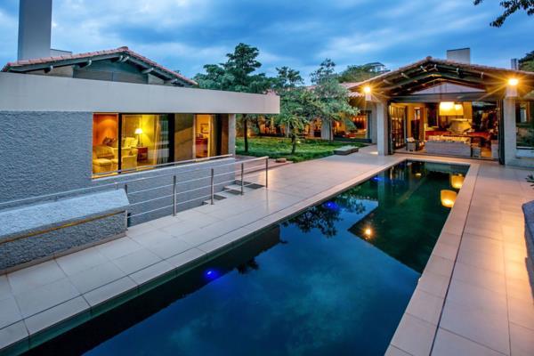 4 bedroom security estate home for sale in Morningside (Sandton)