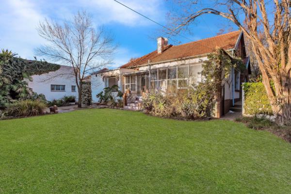4 bedroom house for sale in Parkwood (Johannesburg)