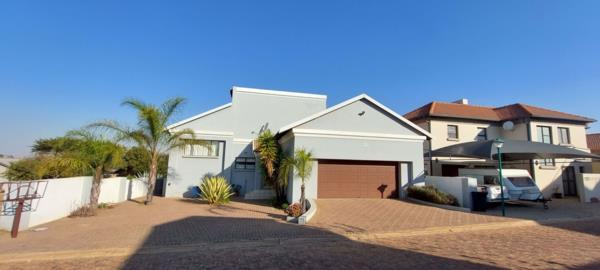 3 bedroom security estate home to rent in Kungwini Country Estate