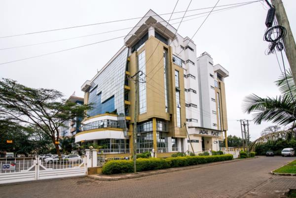154 m² commercial office to rent in Kilimani (Kenya)