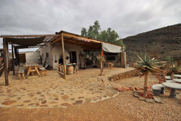 24.21 hectare lifestyle property for sale in Oudtshoorn Rural