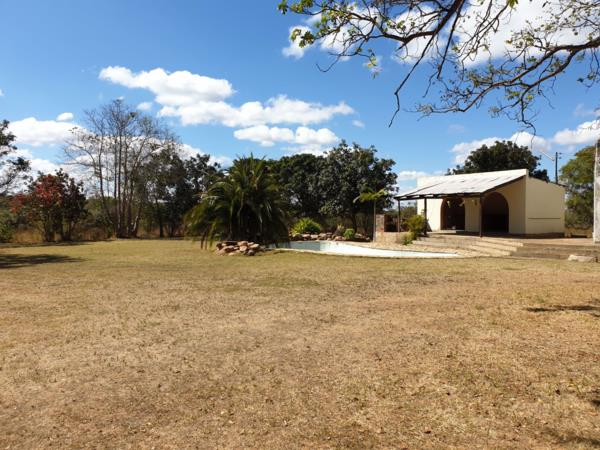 1045 hectare mixed use farm for sale in Choma (Zambia)
