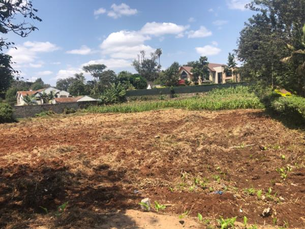 1.2 acres vacant land for sale in Runda  (Kenya)