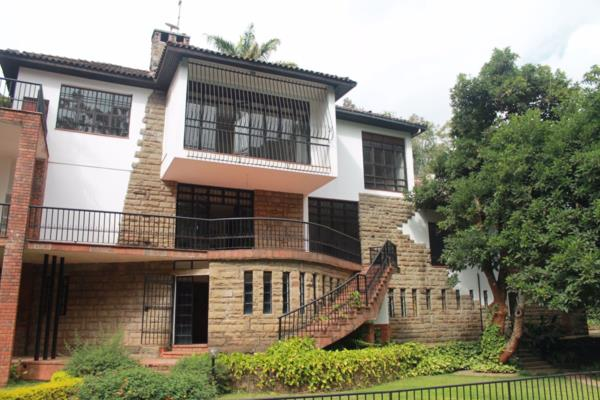4 bedroom house to rent in Muthaiga (Kenya)