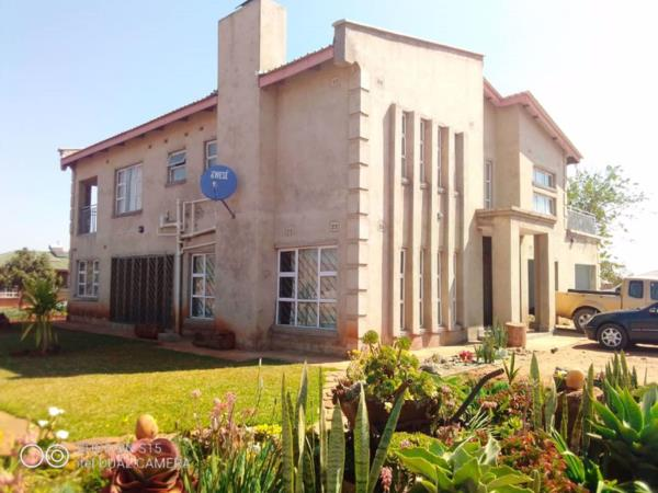 5 bedroom house for sale in Mt Pleasant Heights (Zimbabwe)