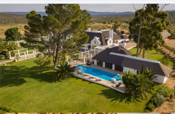 20100 hectare game farm for sale in Addo
