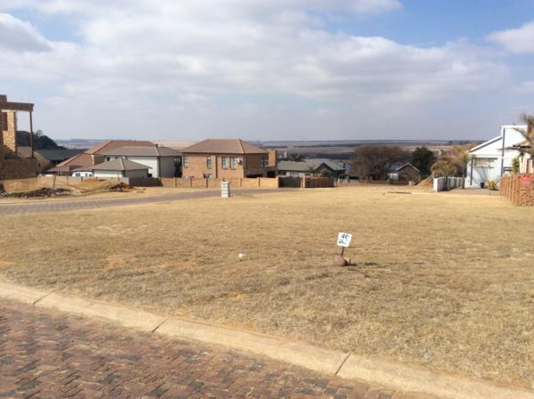 424 m² vacant land for sale in Kungwini Country Estate