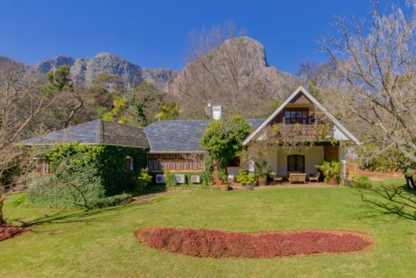 11.25 hectare lifestyle property for sale in Stellenbosch Farms