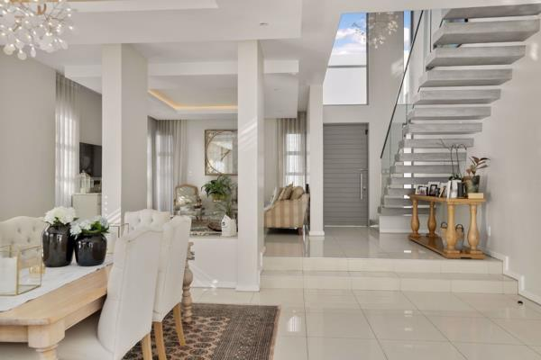 4 bedroom cluster house to rent in Bryanston