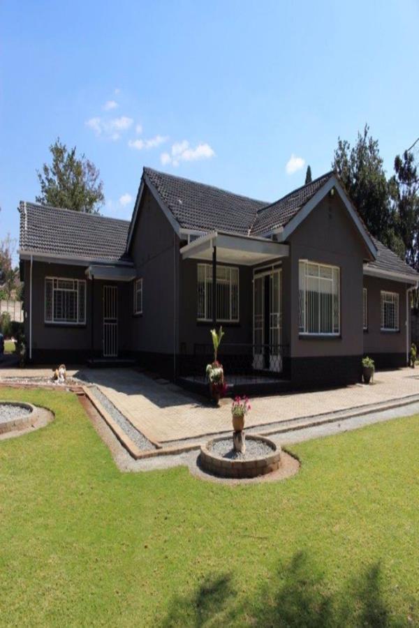 4 bedroom house for sale in Mandara (Zimbabwe)