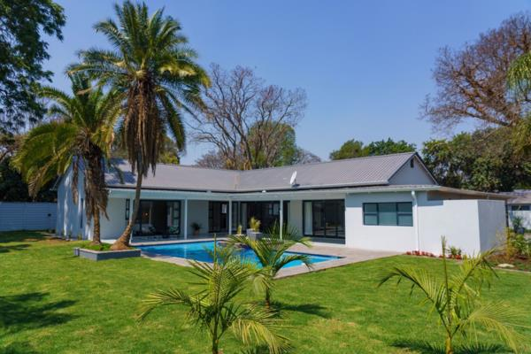 4 bedroom house for sale in Rolf Valley (Zimbabwe)