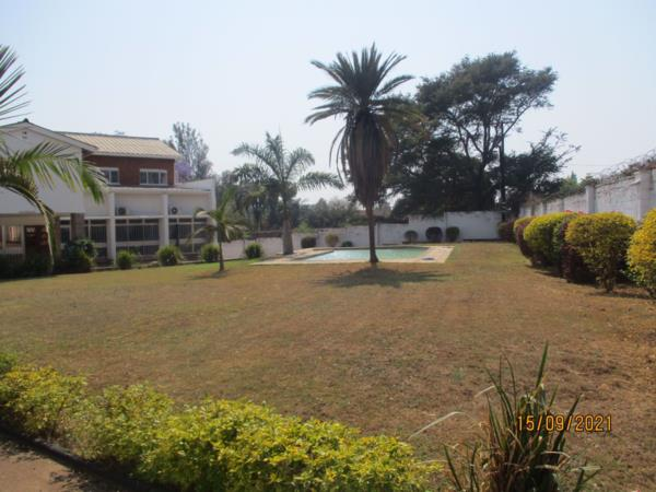700 m² commercial office to rent in Kabulonga (Zambia)