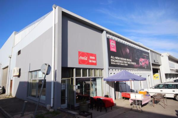 Commercial business for sale in Oudtshoorn Central