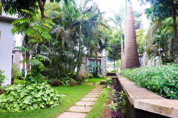 3 bedroom apartment to rent in Kilimani (Kenya)