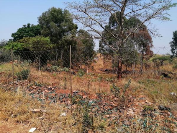 10242 m² vacant land for sale in Shawasha Hills (Zimbabwe)