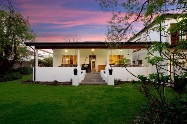 3 bedroom house for sale in Parkwood (Johannesburg)