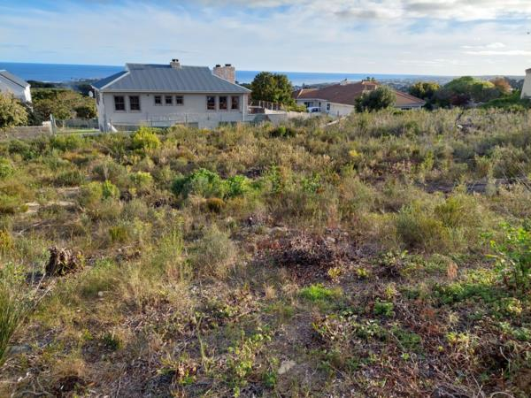 1102 m² vacant land for sale in Chanteclair