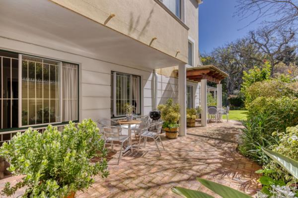3 bedroom apartment for sale in Stellenbosch