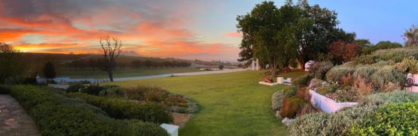 4.3 hectare lifestyle property for sale in Stellenbosch Farms