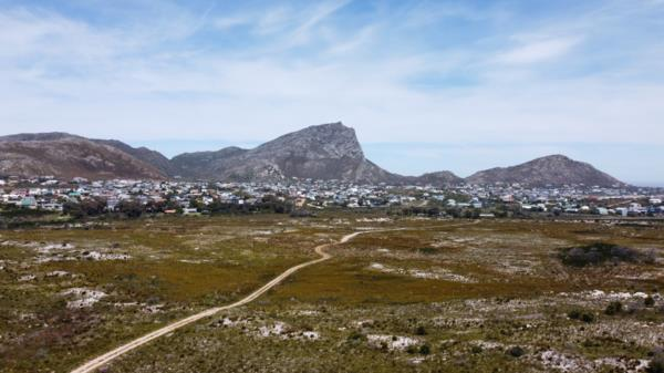 22 hectare vacant land for sale in Pringle Bay