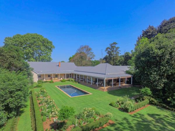 5 bedroom house on auction in Hilton (KwaZulu-Natal)